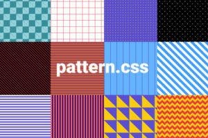 背景や区切り線などを簡単に装飾できるCSSライブラリ「pattern.css」